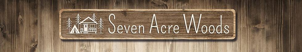 Seven Acre Woods LOGO