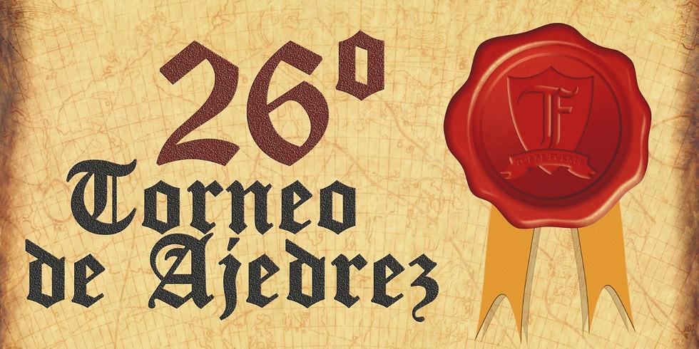 Torneo #26 Torre Fuerte