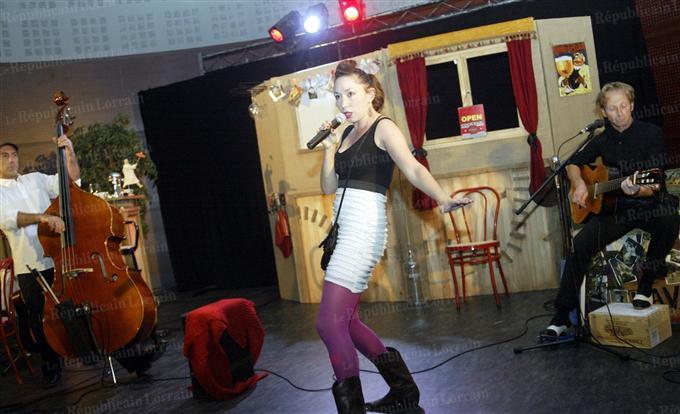 """Concert """"Le train des gens"""""""