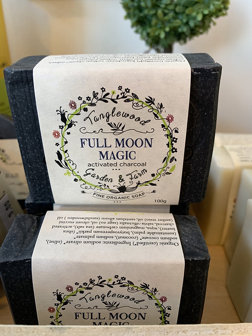 Tanglewood Full Moon Magic activated charcoal