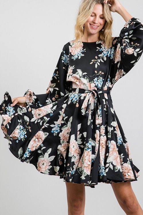 Zoe Floral Dress
