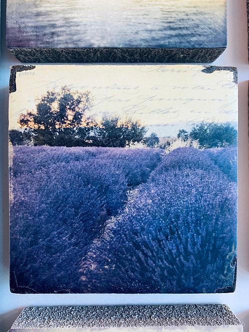 Lavender Cedar Mountain Tile