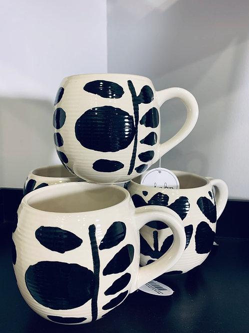 Indaba Floral Mug