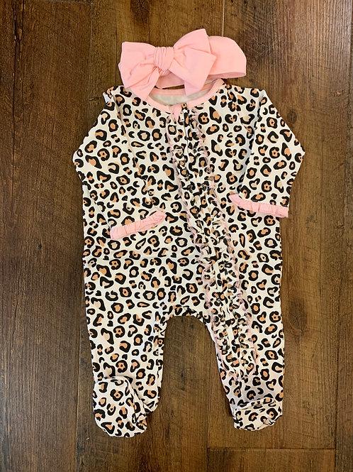 Baby Leopard Onesie