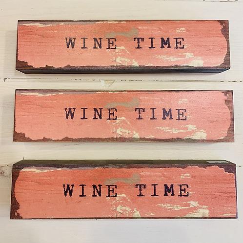 Wine Time Cedar Mountain Block