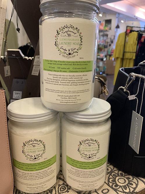 Tanglewood Lemongrass Laundry Soap