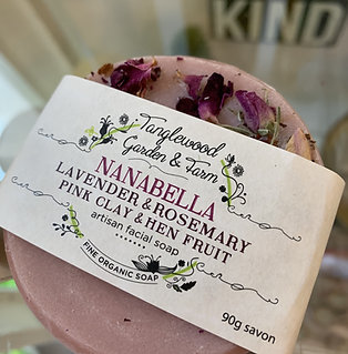 Tanglewood Nanabella Lavender & Rosemary