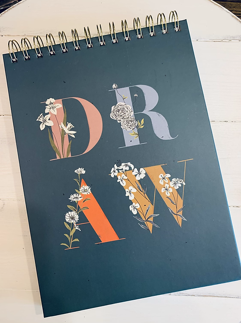 Draw Sketch Book