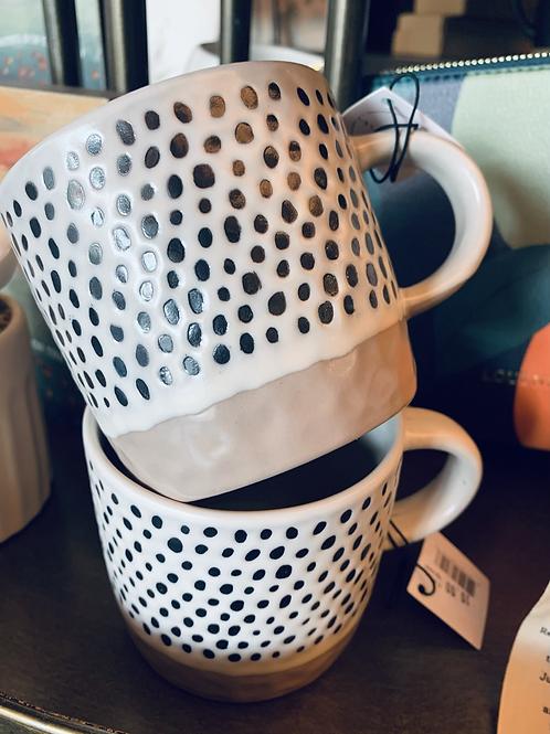 Dalmation Tan Mug