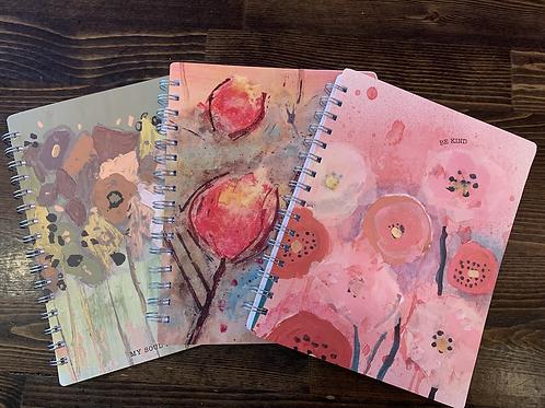 Friendship Heart Journals