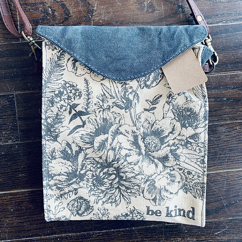 Be Kind Canvas Bag