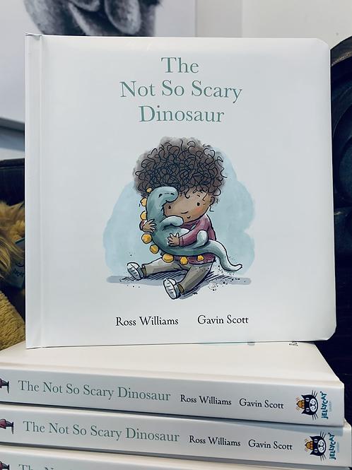 Not So Scary Dinosaur