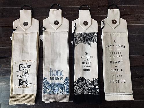 Hanging Tea Towel