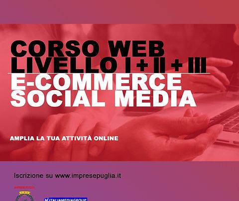 VENDITA ONLINE E SOCIAL MEDIA