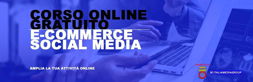 corso online social media imprese puglia