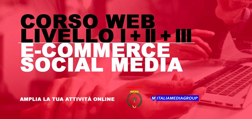 1corso online completo social media impr