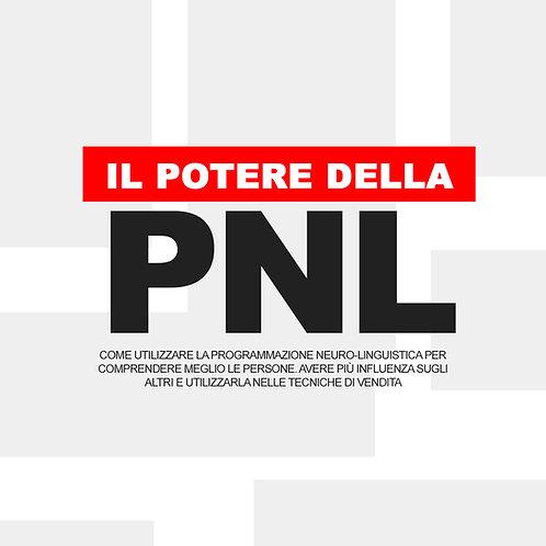 Corso PNL e Tecniche di Vendita