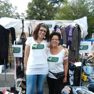 Gabriela&Yvonne-Flohmarkt 2014