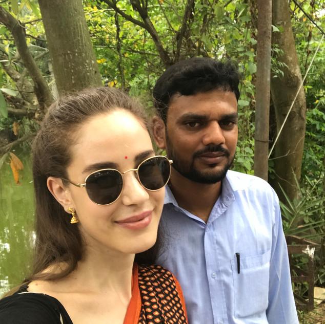 Saurav&Sandra
