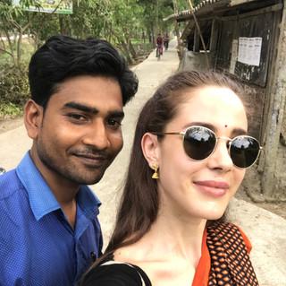 Satyabrata&Sandra