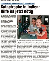 Sandra Gojkovic The India School Project