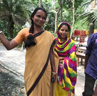 Sabitri, Ruksana-Teachers