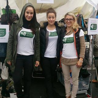 Sandra, Patrizia&LauraFlohmarkt 2014