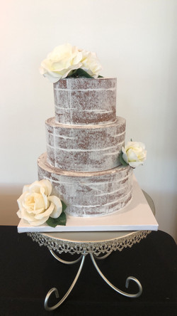 Faux/Display Only Cakes