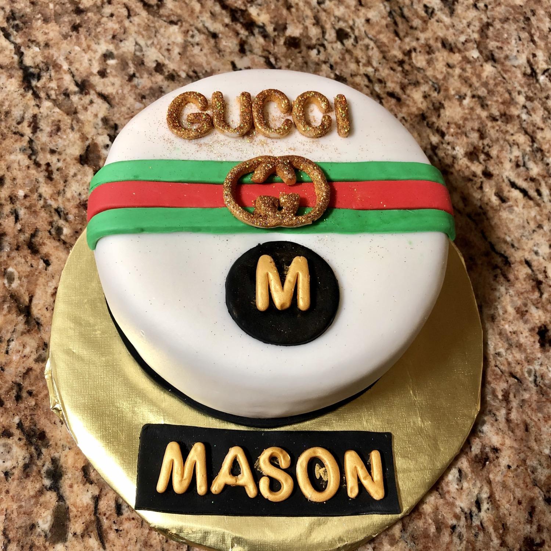 Themed Fondant Cakes