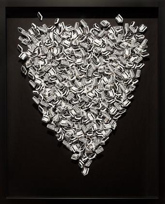 Jenn Law,      Hour glass, 2012