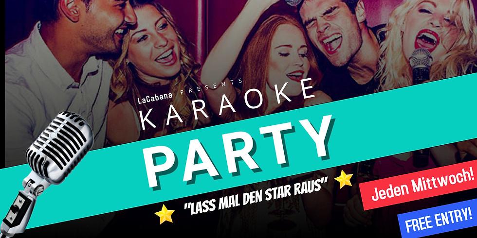 La Cabana presents - Karaoke Party!