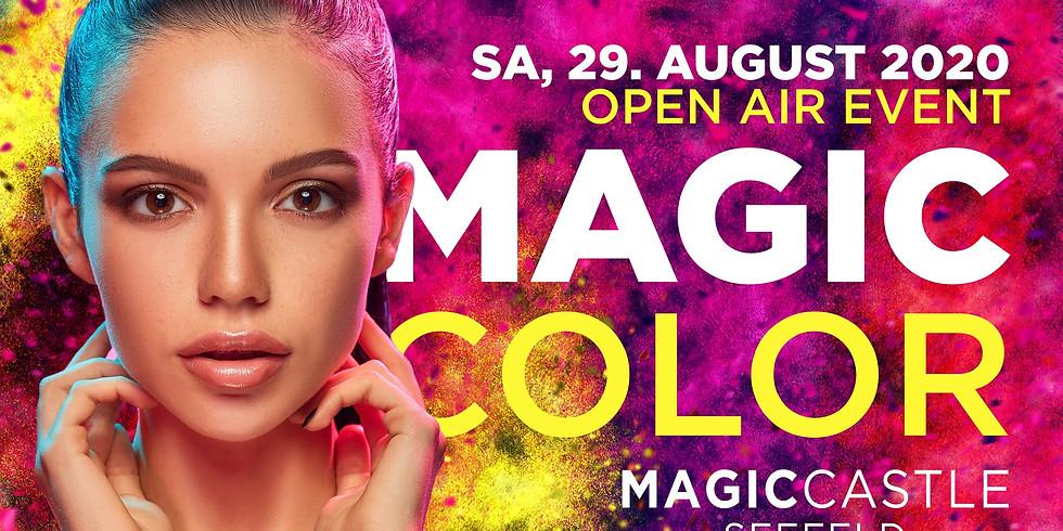 Magic Color | Der bunte Wahnsinn! (Open-Air)