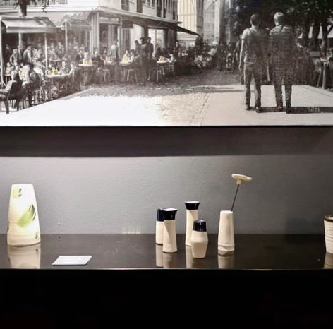 Expo à l'Atelier Boutique RIEGE