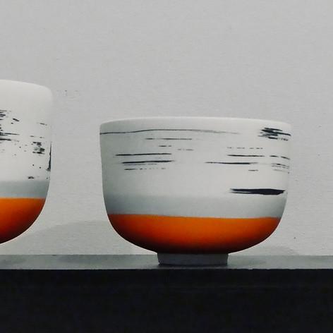 Série bols, tasse