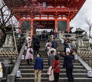 Kyoto, kunang travel, muslim friendly to