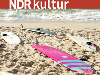 SURFOLOGY auf NDR Kultur
