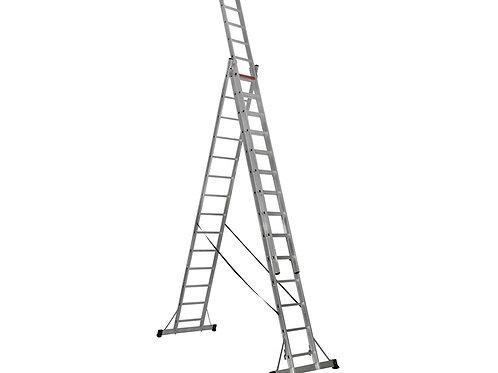 ДРАБИНА VIRASTAR TRIOMAX PRO 9,7м