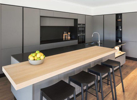 Innovation at its Best in Modern Cabinetry - FENIX NANO TECH MATTE