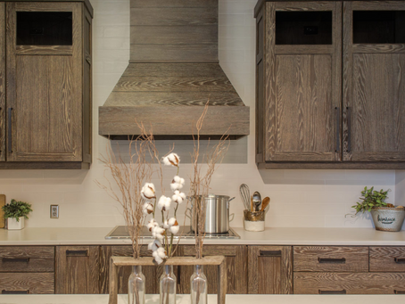 Creating a Unique Kitchen & Bathroom with Cabinetry Finishes