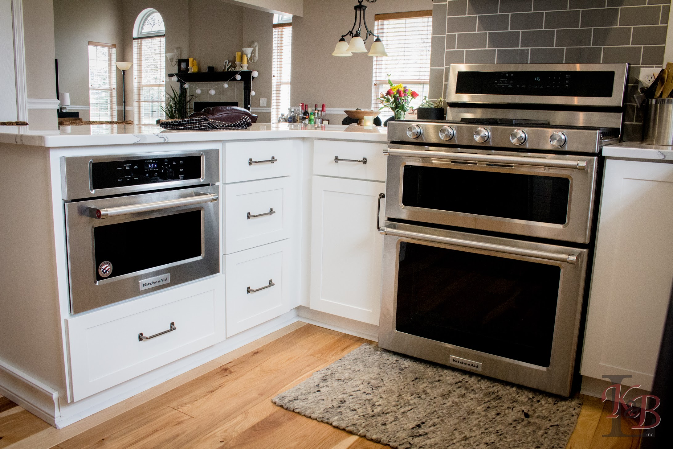 Dual/Warming Ovens