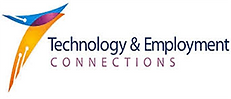 technology employment connections logo