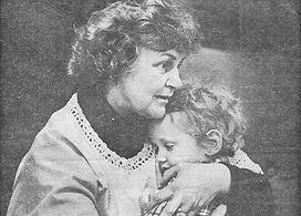 Sherwood Founder Hazel Venables with her daugther Leslie