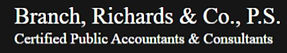 Branch and Richards logo