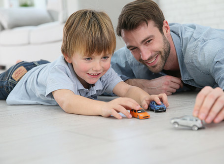 Cars And Trains: New Games To Play With Your Toddler's Favorite Toy