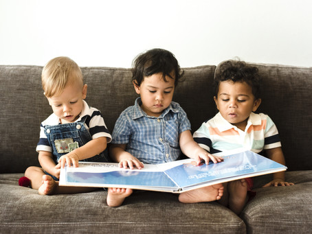 If Your Little One Doesn't Like Books: Try These Tips!
