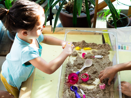What Are Sensory Bins? (And Six Bin Ideas!)