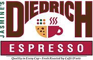 Diedrich Espresso Logo