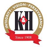 K&H Printing Logo