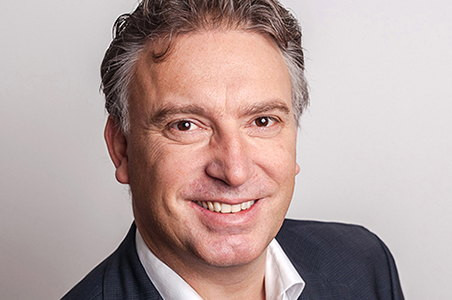 William Geens, Managing Director of Prianto