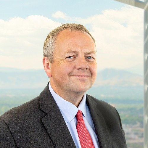 Nigel Gilhespy, Global Head of Professional Services & Consulting for Exclusive Networks